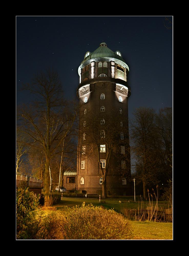 Wasserturm von Wilhelmsburg