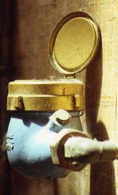 Wasserzähler (nicht selbstreinigend)