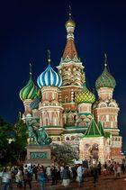 Wassili - Blashenny - Kathedrale / Moscow