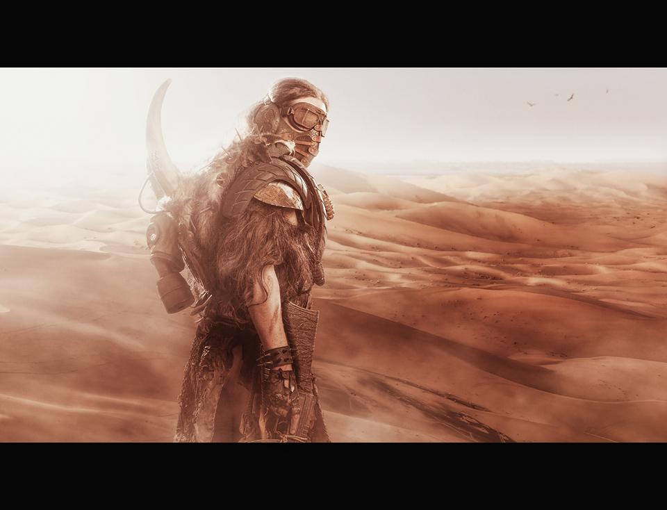 Wasteland Warrior