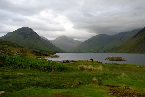 Wastwater - Best place ever of Lake District - Great Britain