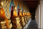 Wat Arun Buddhas