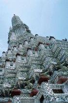 Wat Arun diagonal