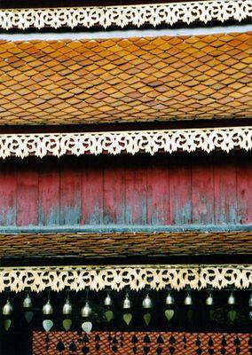 Wat Doi Suthep Thront