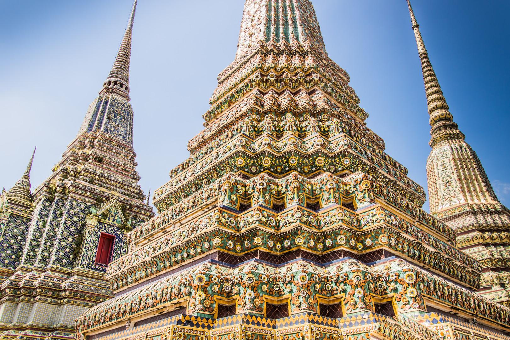 Wat Pho I - Bangkok