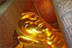 Wat Pho - Liegender Buddha