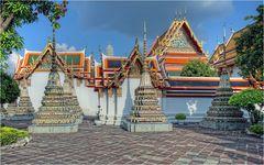 Wat Pho Tempel...