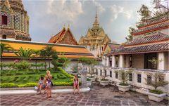 Wat Pho Tempel........