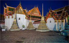 Wat Pho Tempel......