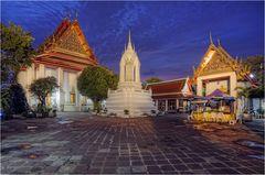 Wat Pho Tempel.....