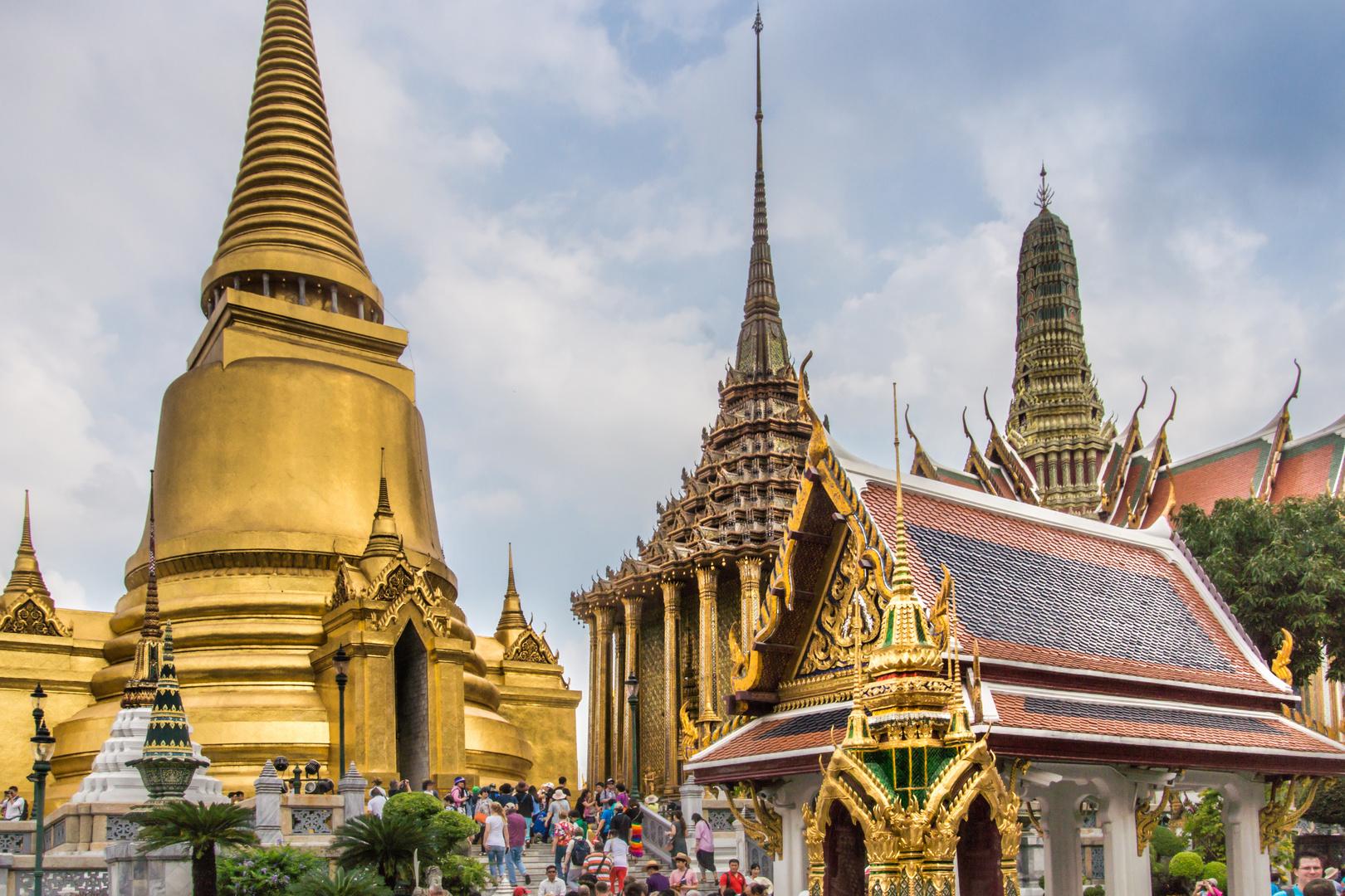 Wat Phra Kaeo I - Bangkok