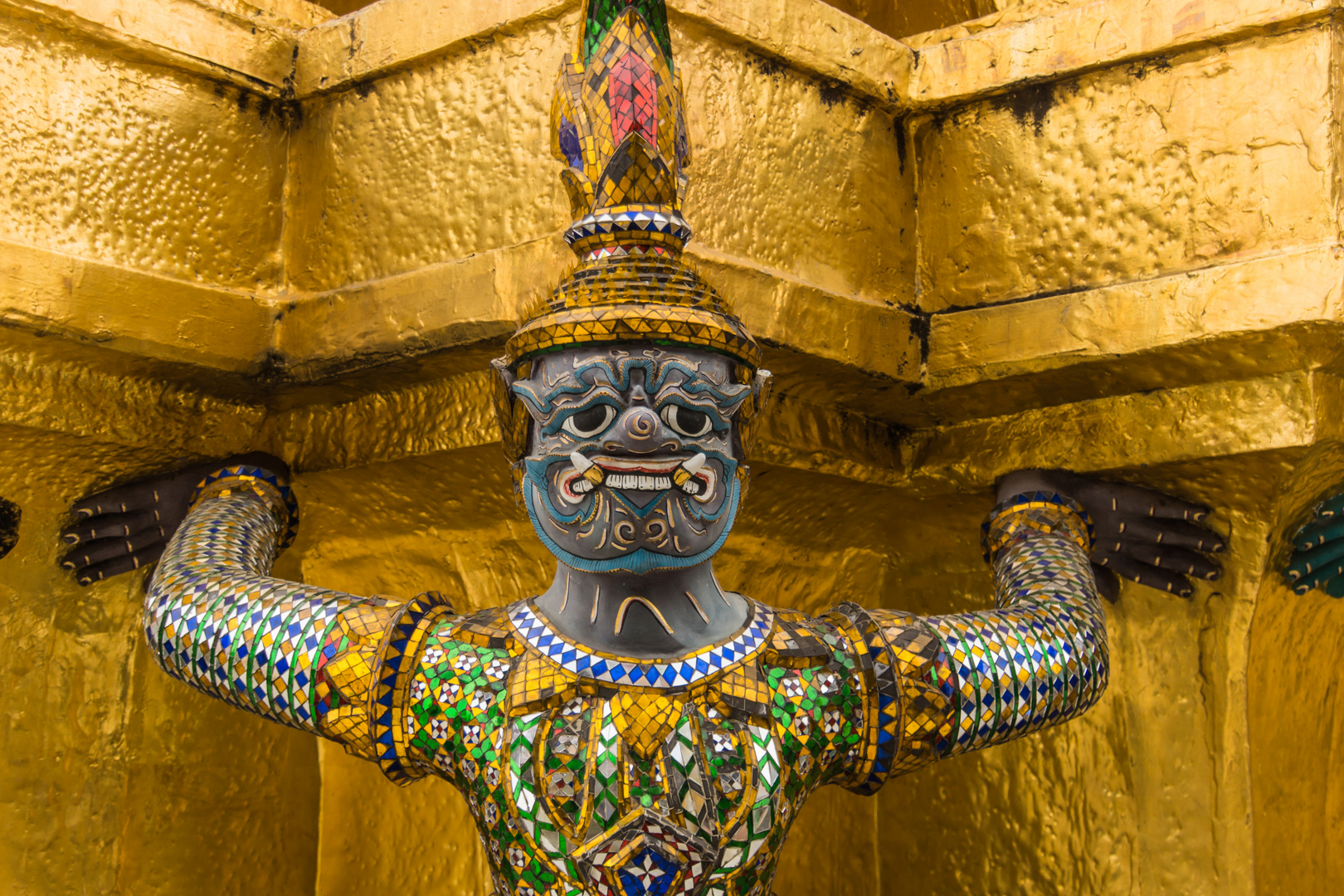 Wat Phra Kaeo III - Bangkok