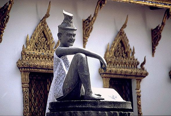 Wat Phra Keo Bangkok