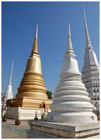 Wat Suthat Tempel in Bangkok