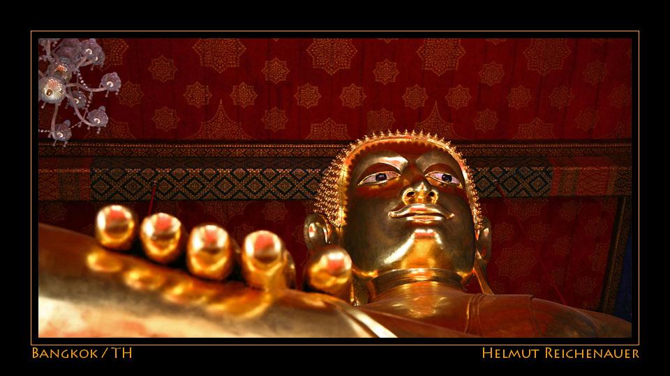 Wat Thewarat Kunchon, Bangkok Temples IV, Bangkok / TH