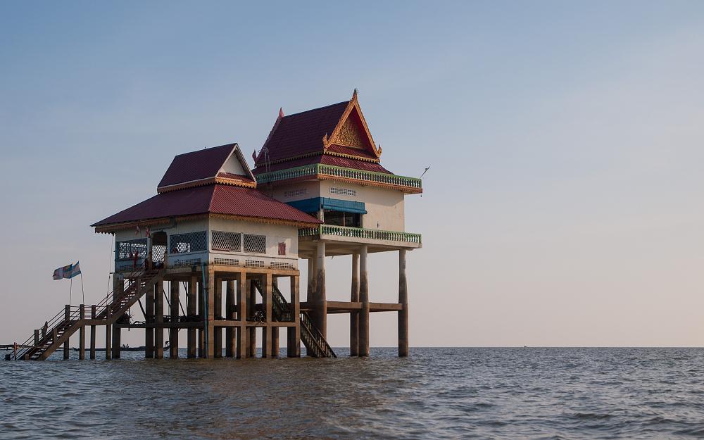 Wat - Tonle Sap