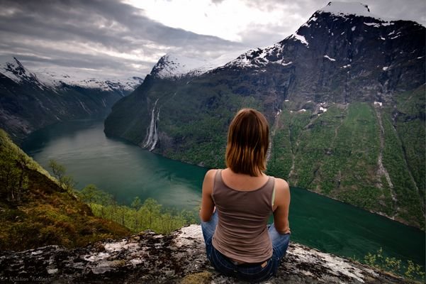 Watching the Fjord