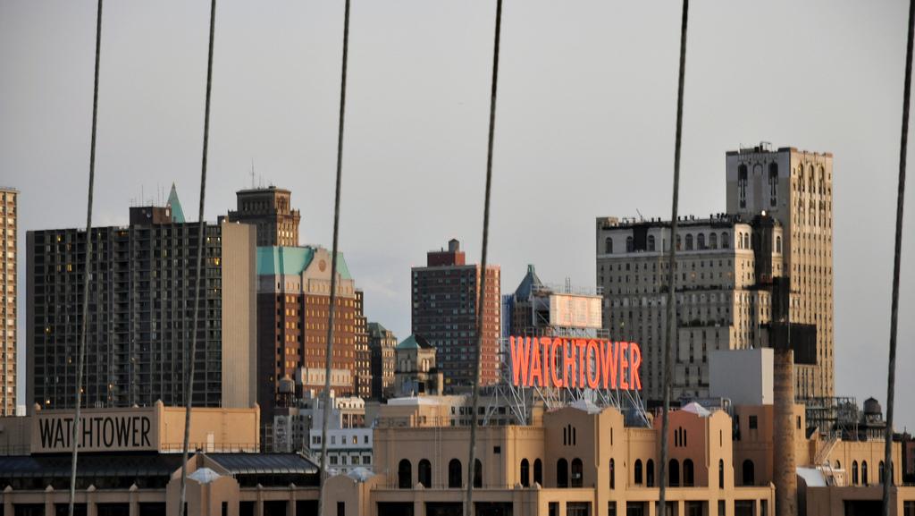 watchtower, brooklyn