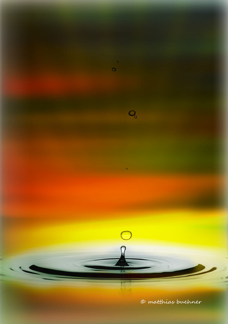 Water......