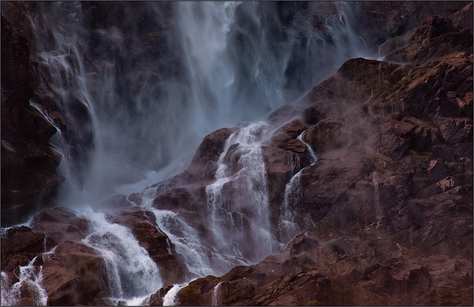 water - falling