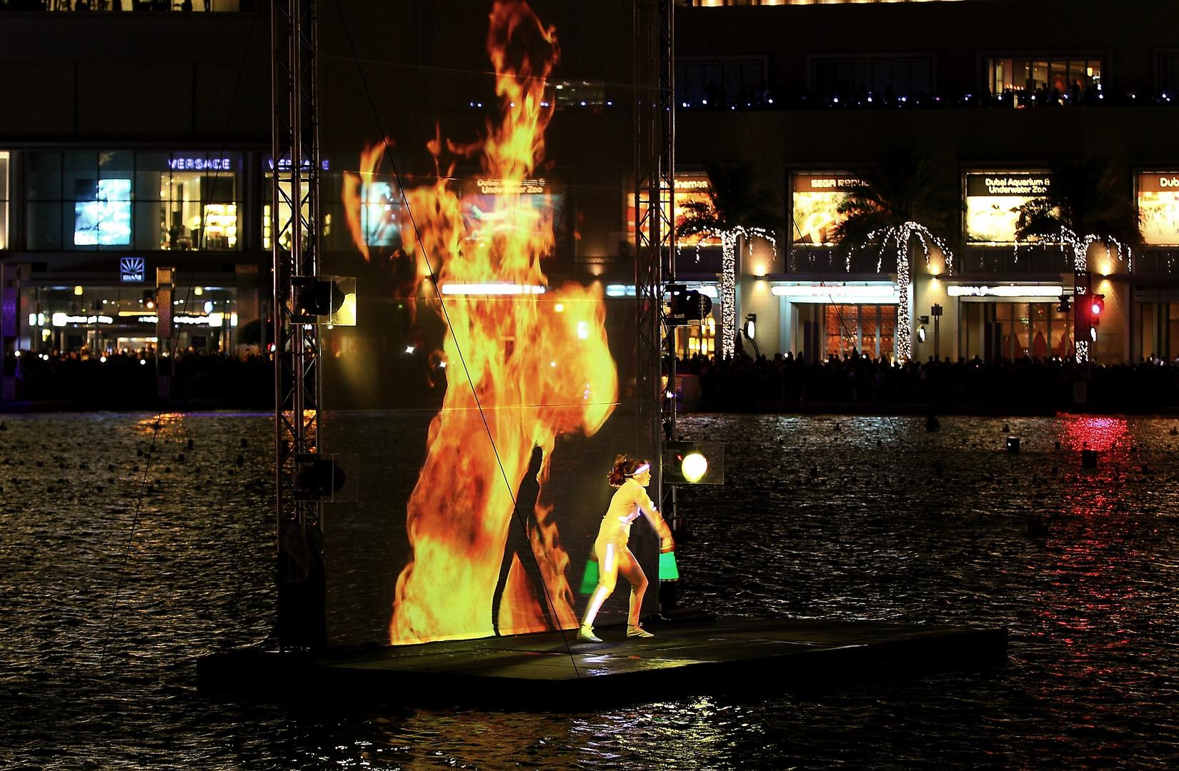 Water, fire, light Part 3