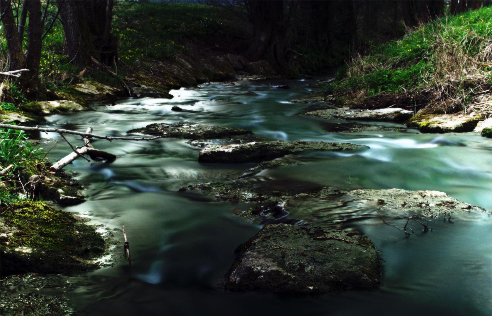 Water in a dream