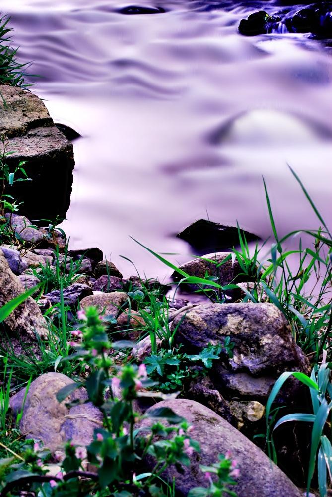 water of silk