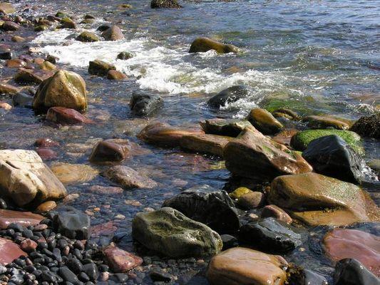 Water & Stones