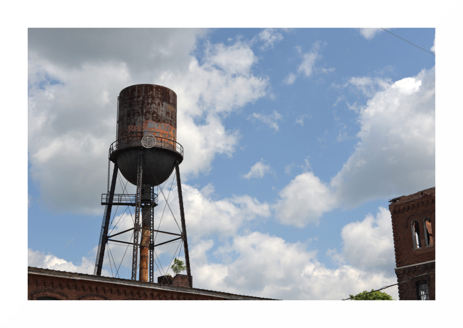 Water Tower in Nashvile