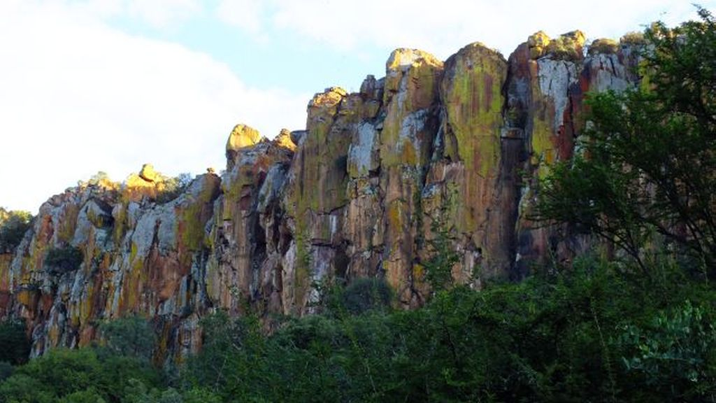 Waterberg Steilwand
