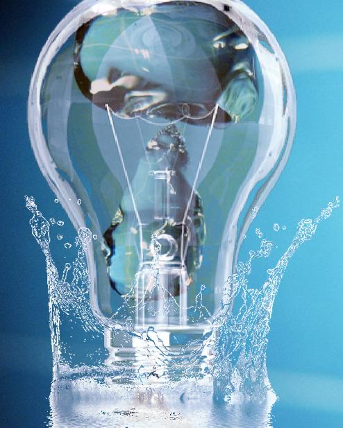 waterenergie by tüte