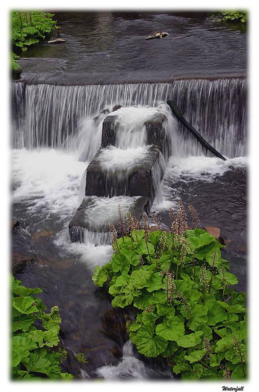 ~Waterfall~