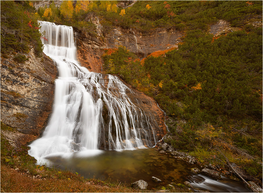 *** Waterfall ***