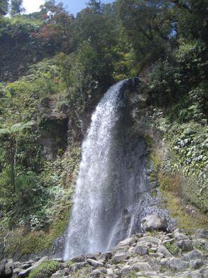 Waterfall - Cibodas - Indonesien