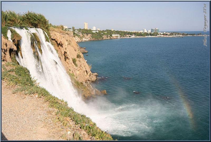 Waterfall ...