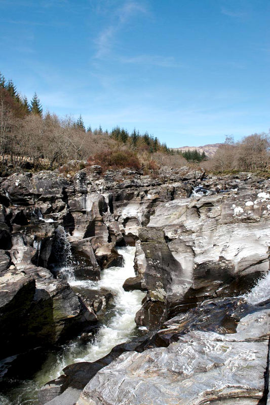 Waterfall - Glen Orchy