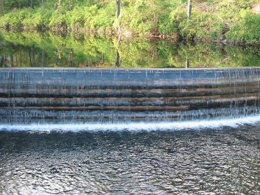 Waterfall- Vermont