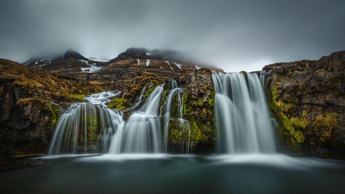 [ … waterfalls ]