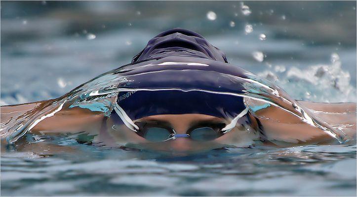 Watergate - für die erfolgreichen deutschen Schwimmdamen in Montréal