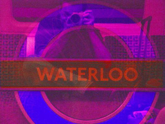 Waterloo (Selbstportrait)