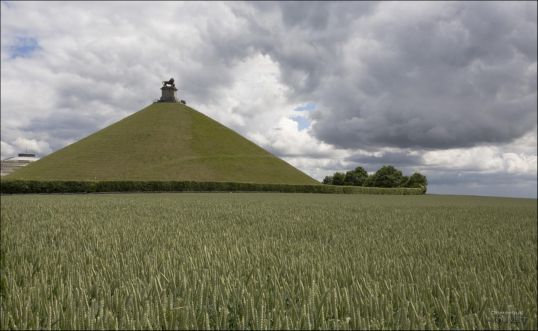 Waterloo....le site....