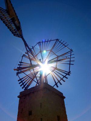 Watermill in Mallorca