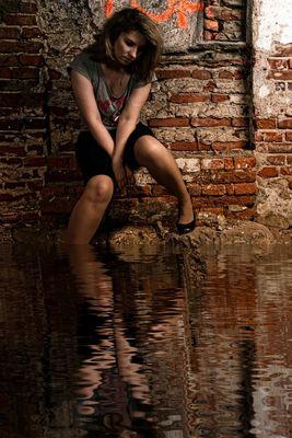 Waterreflections
