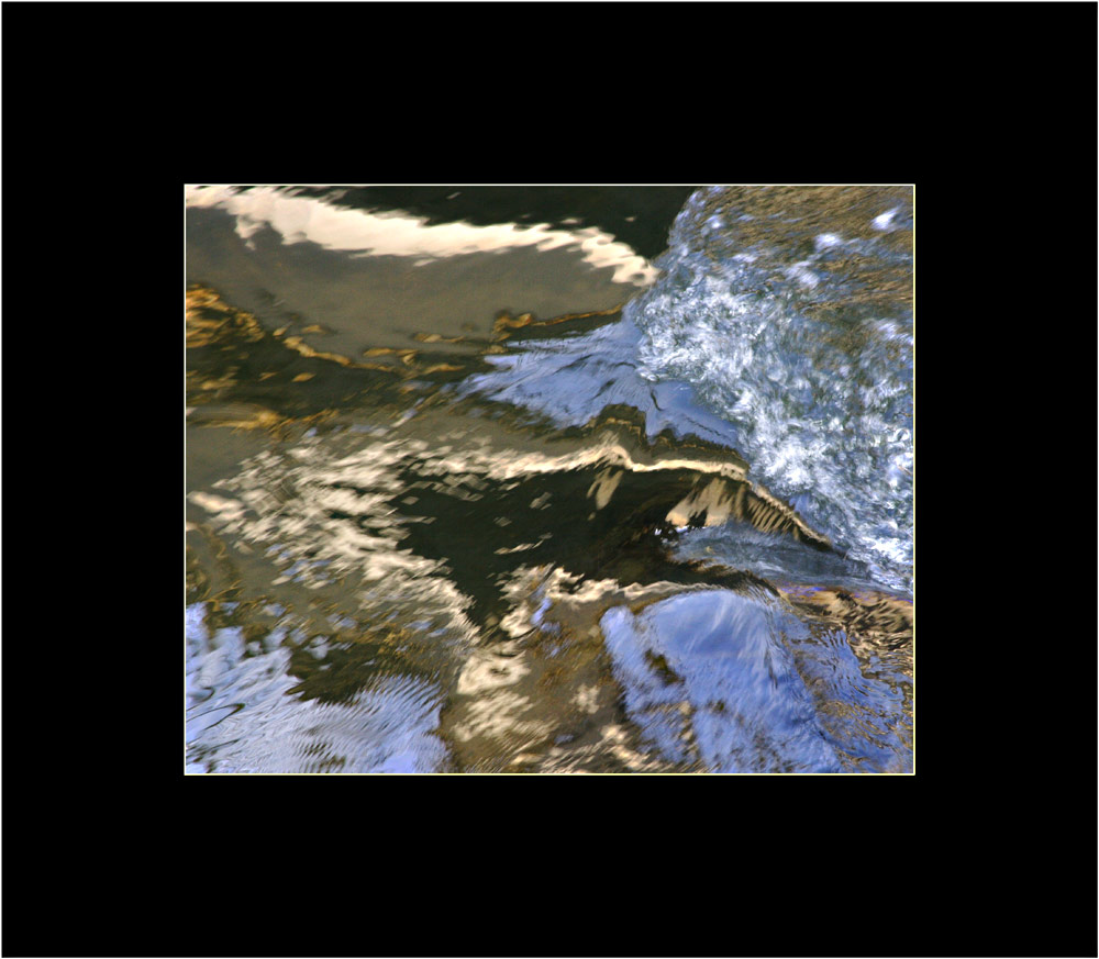 Water's abstractions