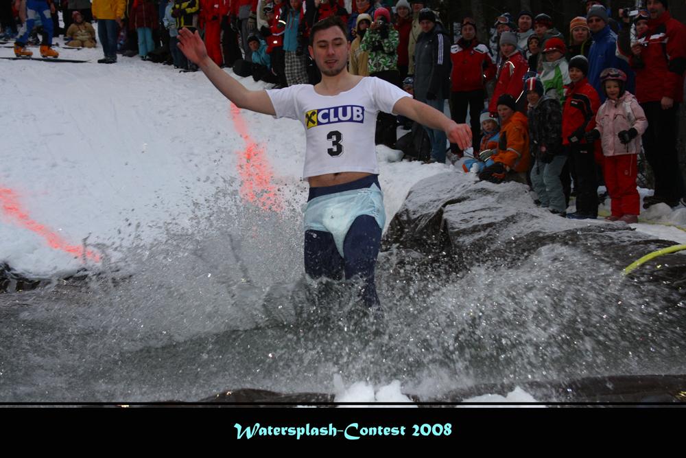 Watersplash-Contest 2008