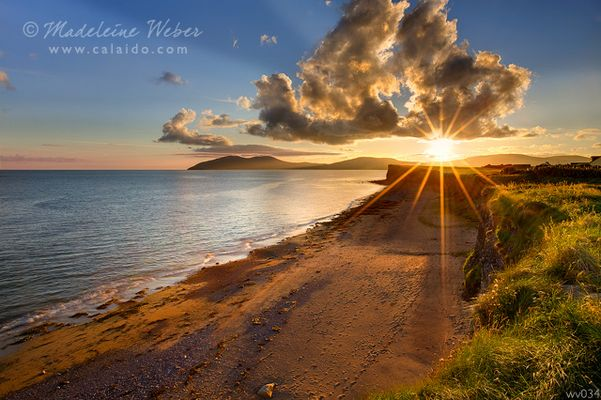 • Waterville Beach, Co. Kerry