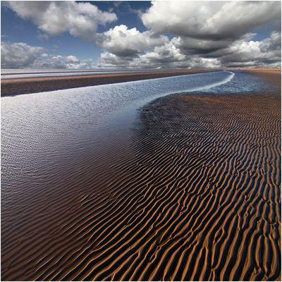 Watt | Meer | Wolken | color II