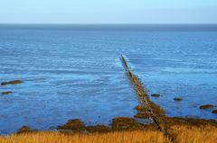 Wattenmeer am Morsum Kliff