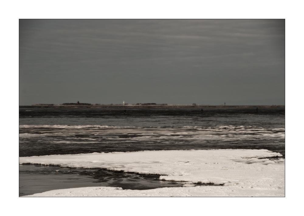 Wattenmeer bei Cuxhafen