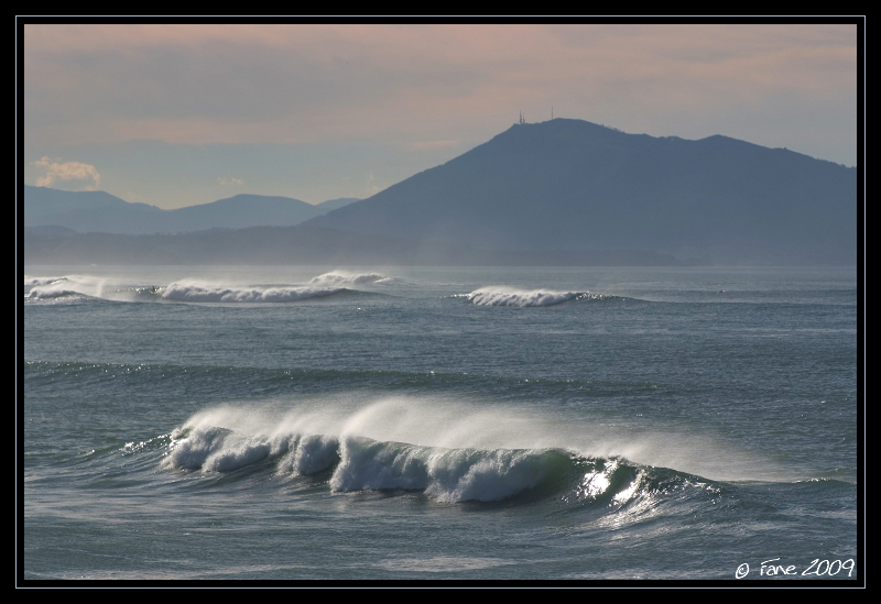Waves of dream (Biarritz)